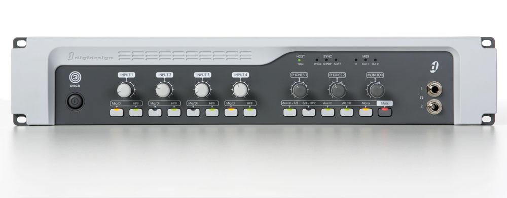 digidesign 003 rack 火线音频接口